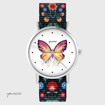 Yenoo watch - Butterfly -...