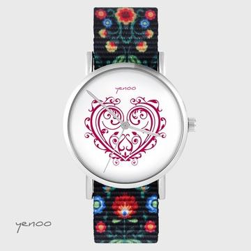Yenoo watch - Ornamental...