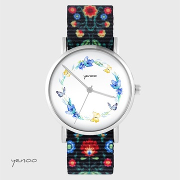 Yenoo watch - Wreath of...