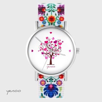 Yenoo watch - Tree of love...