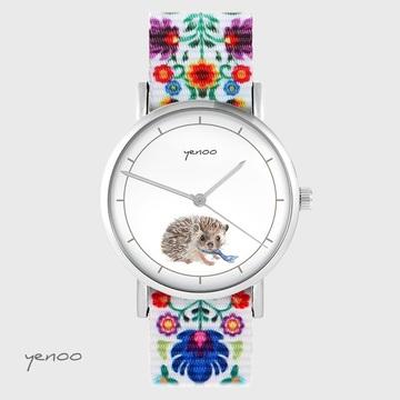 Yenoo watch - Hedgehog -...