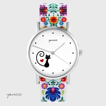 Watch yenoo - Kitty heart -...