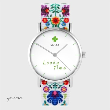 Yenoo watch - Lucky time -...
