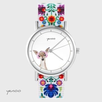 Yenoo watch - Roe-deer -...