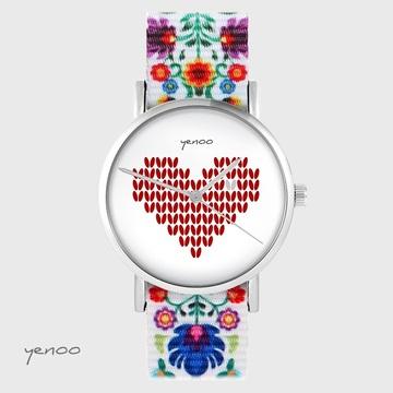 Yenoo watch - Knitted...