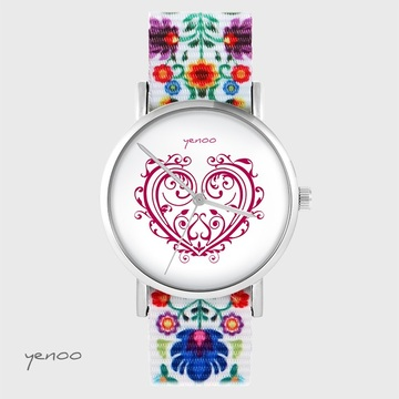 Yenoo watch - Ornamental...