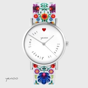 Zegarek yenoo - There is......