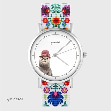 Yenoo watch - Otter - folk,...
