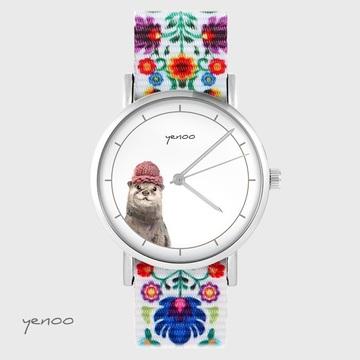 Yenoo watch - Otter - folk,...