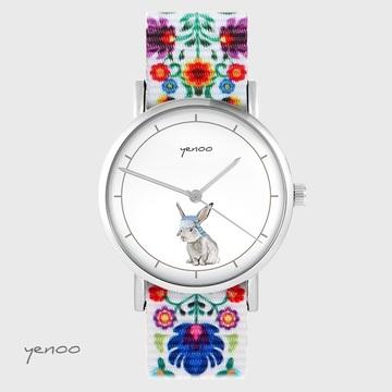 Yenoo watch - Hare - folk,...