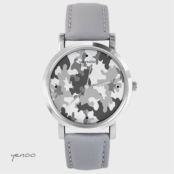 Fashion watch, Bracelet - Moro - grey