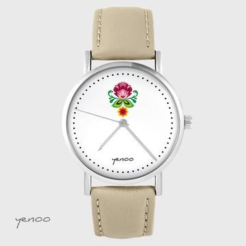 Watch - Folk flower -...