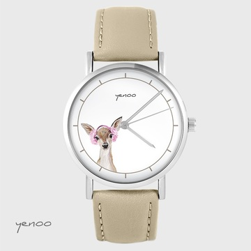 Yenoo watch - Roe-deer -...